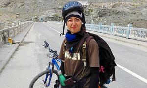 پاکستان کیلئے اولمپک ٹائٹل لانا چاہتی ہوں، ثمر خان