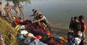 21 dead as bus plunges into Nepal river