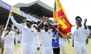 Ranatunga bemoans Sri Lanka reliance on spin