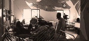 خون آلود کوٹ: ہسپتال میں قیامت صغریٰ