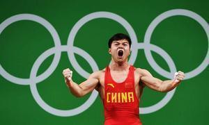 چین کی ویٹ لفٹنگ ٹیم پر ایک سال کی پابندی عائد