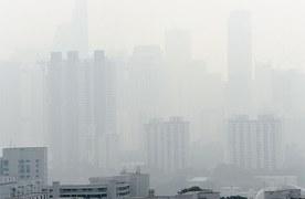 Singapore shrouded in smog as haze returns to Southeast Asia