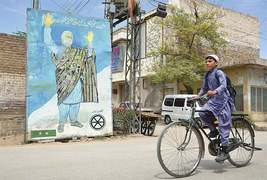 Shutterdown strike in Balochistan