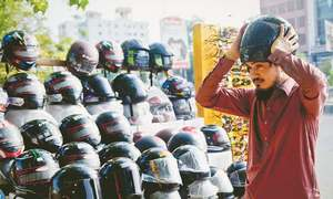 New customs values issued for motorcycle helmets