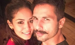 It's a girl! Shahid Kapoor and Mira Kapoor welcome their first child