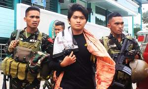 Philippine extremists supporting IS stage mass jailbreak