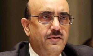 AJK president presents six-point agenda for Kashmir cause