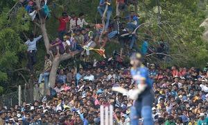 ناقص انتظامات پر سری لنکن بورڈ کی معافی