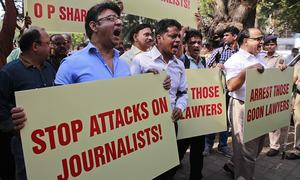 Indian press face violence, murder: rights group