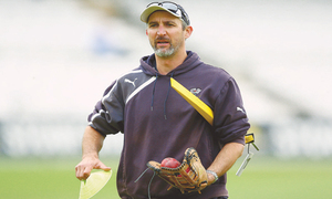 Gillespie to leave Yorkshire at end of season