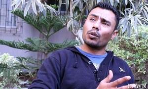'دانش کنیریا کو ہندو ہونے پر نشانہ بنایا گیا'