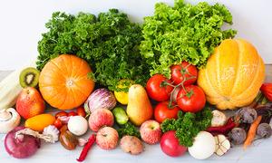 پھل اور سبزیاں امراض قلب کے خلاف زیادہ موثر