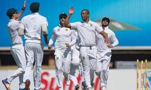 سنچورین ٹیسٹ:جنوبی افریقہ کو نیوزی لینڈ پر برتری