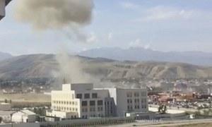 کرغیزستان : چینی سفارتخانے پر کار بم حملہ،ایک شخص ہلاک