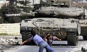 Israel is behaving as a settler colonial state: Richard Falk