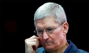ایپل کو 14.5 ارب ڈالرز ٹیکس کی ادائیگی کا حکم