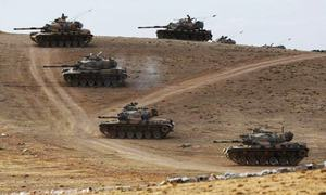 Kurdish-backed Syria fighters agree truce with Turkey
