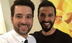 Mikaal Zulfiqar and Ali Kazmi to star in a desi comedy in Canada