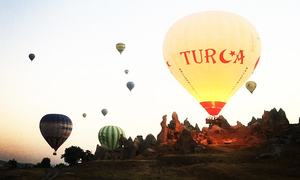 'To soft winds and gentle landings': My magical balloon ride in Cappadocia