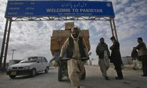 Afghan border crossings throw up security concerns