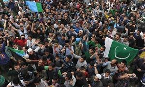 پاکستان کی کشمیر پالیسی کیا ہے؟