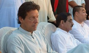 Imran cancels Haj plans