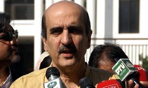 PTI dissidents vow to free party from 'dictators'