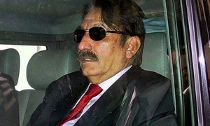 Plea for contempt proceedings against ex-CJ