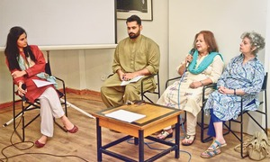 'Zia's era of repression is not over'