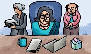Gender: Do women really make bad bosses?