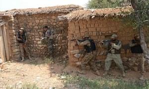 راجن پور میں کومبنگ آپریشن، 8 'دہشت گرد' ہلاک