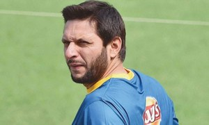'PCB mulling Afridi's request for farewell T20 against West Indies'