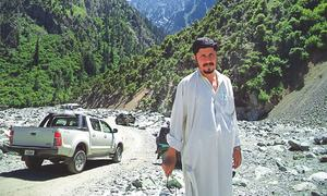 Feature: The man the Taliban could not destroy