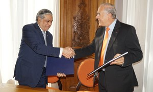 Pakistan signs OECD convention to fight tax avoidance
