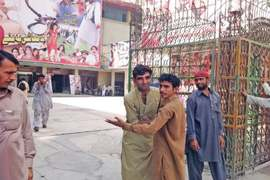 Peshawar cinema houses witness low turnout of moviegoers