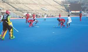 Resilient Oman hold Pakistan to 2-2 draw