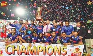 Karachi's long wait ends as Blues edge Whites to clinch T20 title
