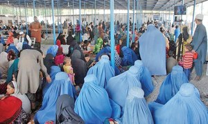Forced return of Afghans to affect geo-political scenario in region