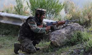 Attack on Indian army base in occupied Kashmir, as it happened