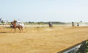 Touch N Go gallops to victory in Eid-ul-Azha Cup
