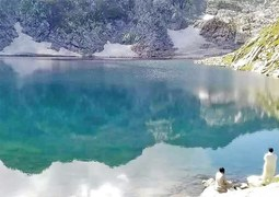 Scenic Sadgai Lake in Upper Dir needs govt attention