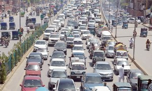 No plan yet to streamline traffic in Peshawar