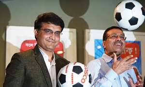 India 148 in FIFA ranking, but fans lure investors and the Ronaldinhos