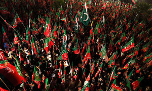 PTI struggles to mobilise supporters for Raiwind march