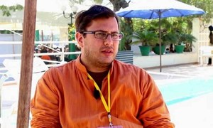 ناول نگار عمر شاہد ایس ایس پی تعینات