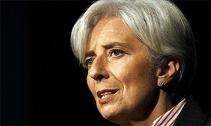 IMF chief Christine Lagarde to visit Pakistan in October