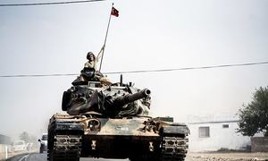 Two more Turkish troops killed in Syria