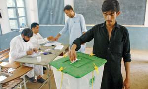 LG by-polls held in seven districts peacefully