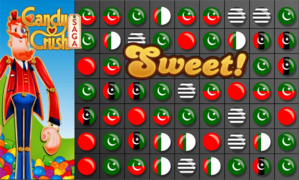 Imran Khan and the Candy Crush saga