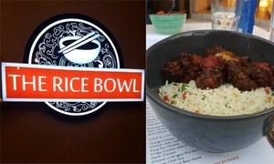 Weekend grub: The Rice Bowl is a Chinese food lover's dream